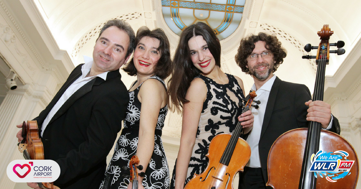 Listen back: Geoff caught up with the cellist from the RTE ConTempo Quartet!
