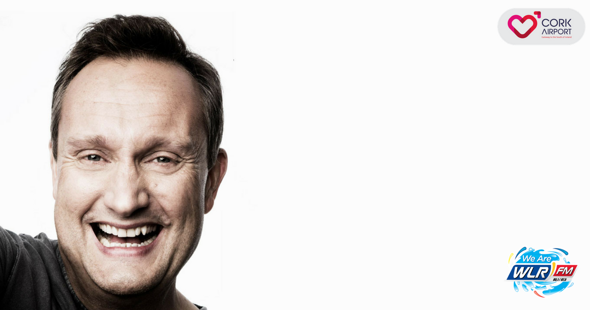 Listen back: Mario Rosenstock chats about his upcoming Waterford gigs