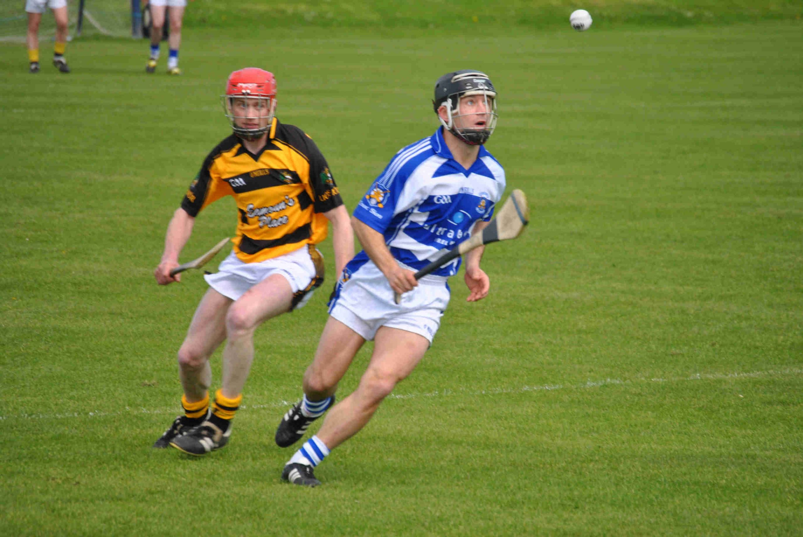 Three games down for decision this evening to complete the group stages of the County Senior hurling Championship