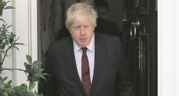 Boris Johnson resigns as UK Foreign Secretary