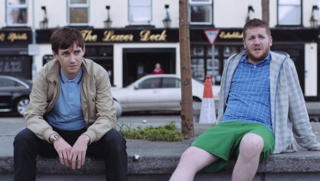 "Listen back: ""Dublin Oldschool"" is definitely worth a watch, Andrew Holden tells Mary ""On the Fringe."""