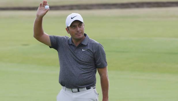 Maiden Open victory for Francesco Molinari