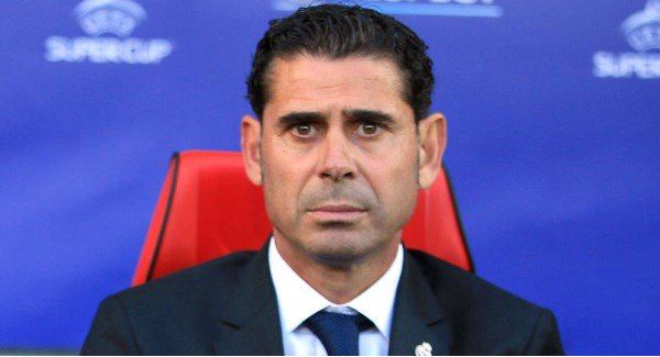 Fernando Hierro leaves Spanish football federation