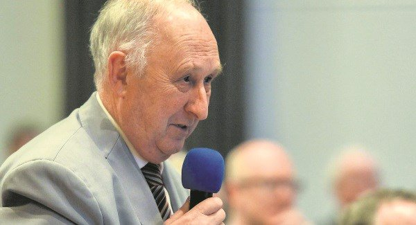 Process to replace Cork secretary Frank Murphy kicks off.