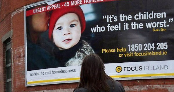 Focus Ireland helped 14,500 people at risk of homelessness in 2017