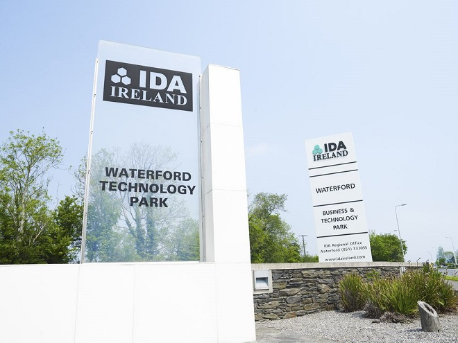 New Advance Technology Building being built in Waterford