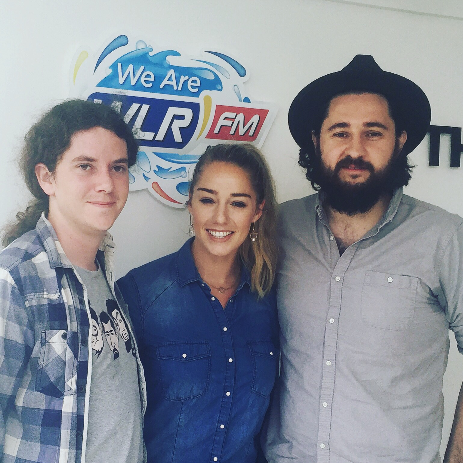 Corner Boy perform on The Drive Home Live Sessions