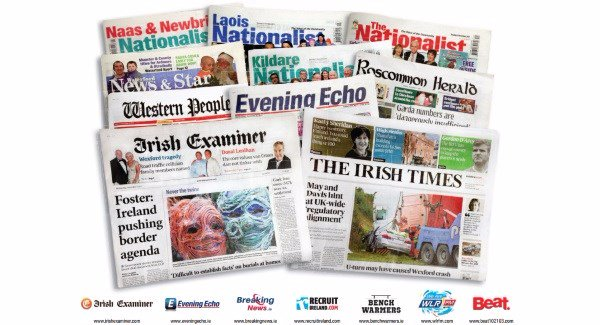 Irish Times completes purchase of Landmark titles including shareholdings in WLR