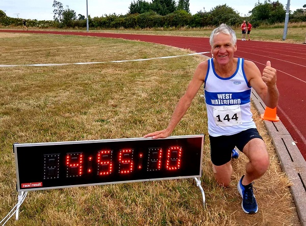 Another record for Waterford's Joe Gough