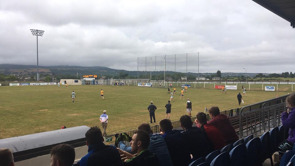 LISTEN BACK, On the Ball with Gavin Whelan - Monday July 16th