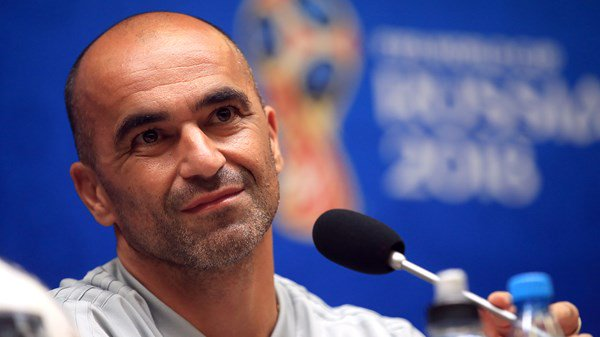 Roberto Martinez urges Belgium to 'play without fear' against France