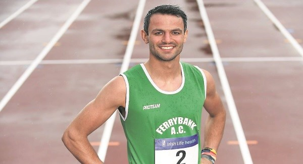 Personal best for Thomas Barr in Cork