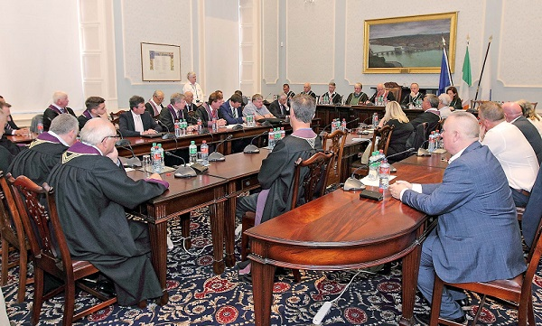 Waterford Council to hold a special meeting to consider endorsing a presidential candidate