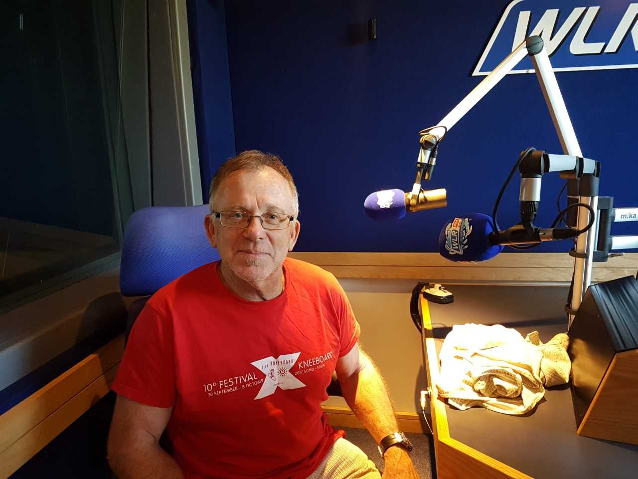 "Listen back: Ep3 of ""Blow Ins: The positive impact people from other places have on Waterford"" features Ozzie Brian Gordon"