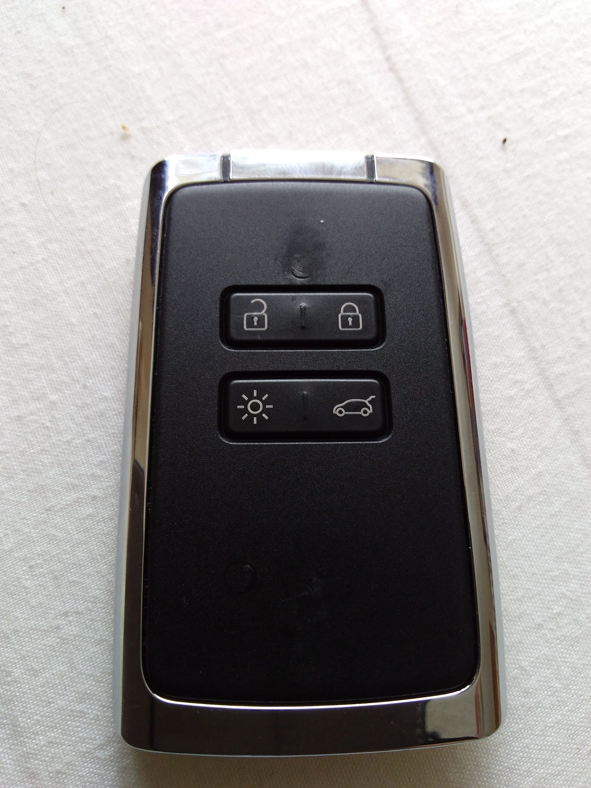 Found: car fob for Renault