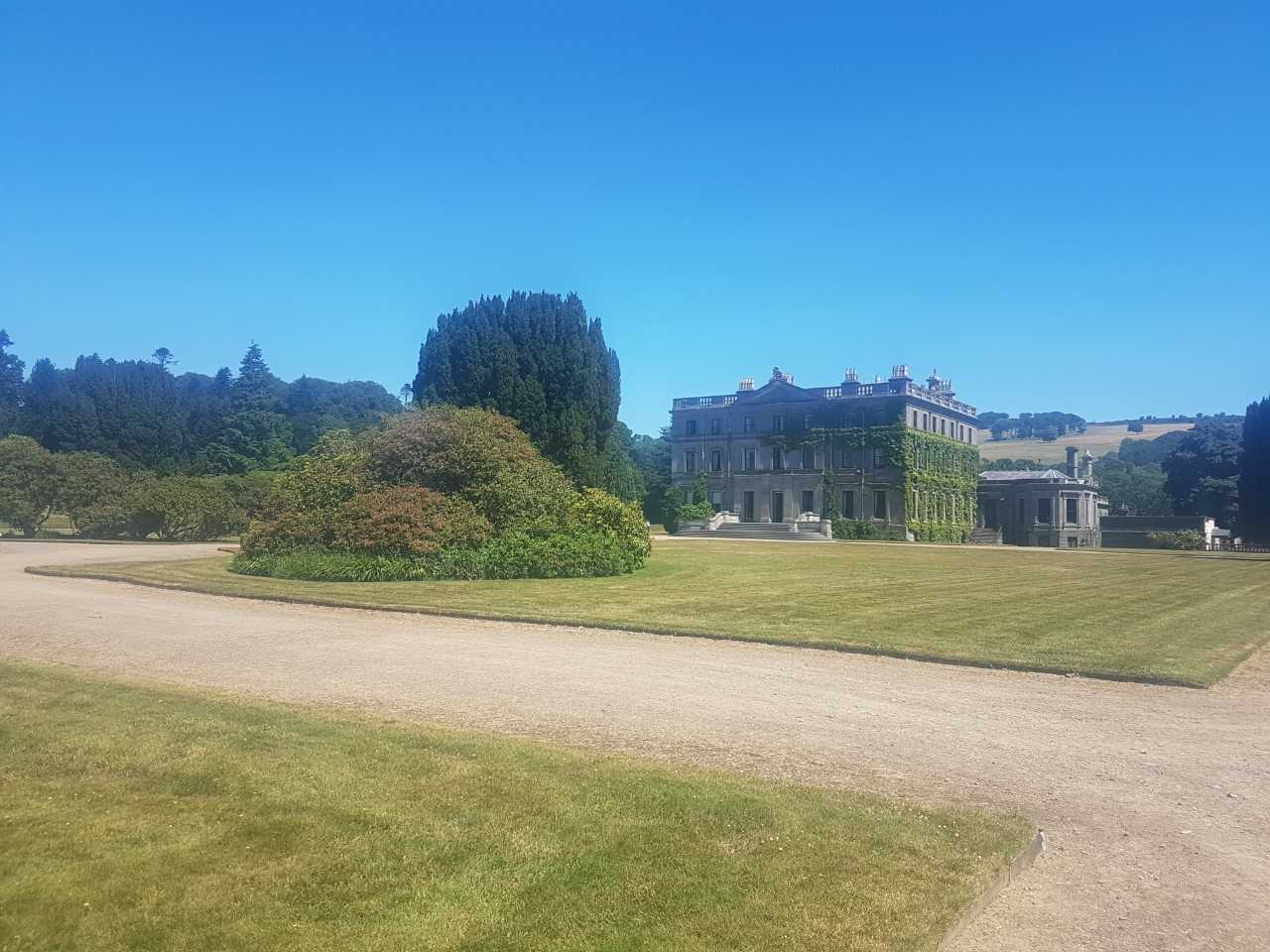 "Listen back: The site itself will be the big headliner at ""All Together Now"" at Curraghmore House in Portlaw, promoters say"