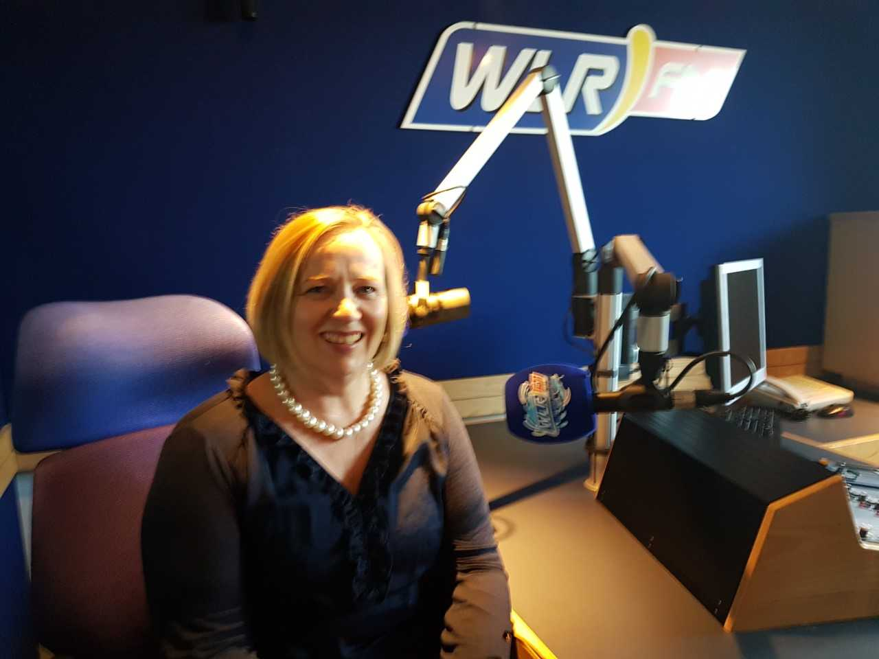 """Listen back: Danette Connolly says charity work helped her settle here in EP8 """"Blow Ins: The positive impact people from other places have on Waterford"""""""