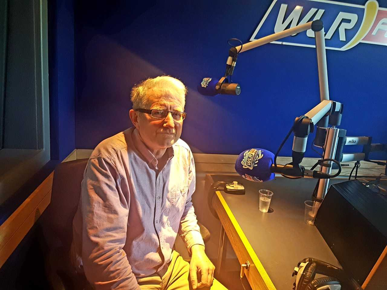 """Listen back: David Niblock says Waterford reminds him a lot of his home town of Liverpool in EP12: """"Blow Ins: The positive impact people from other places have on Waterford"""""""