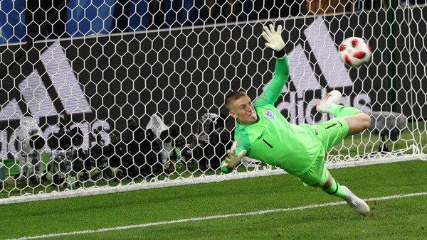 England into World Cup quarter-final after shootout victory