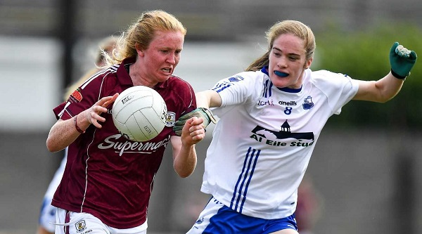 Waterford ladies suffer defeat at the hands of Galway