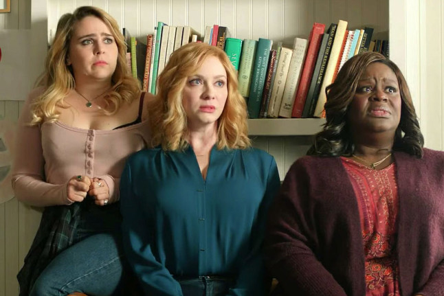 "Listen back: ""Good Girls"" on Netflix has a lot of laughs, Jenny O'Connor tells The Big Breakfast Blaa"
