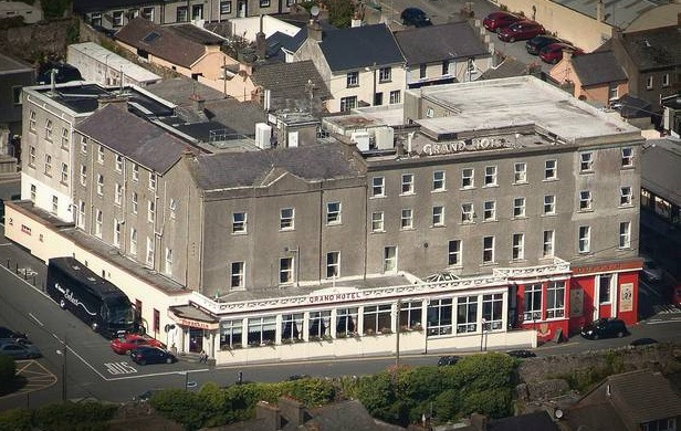 Derelict state of Tramore's Grand Hotel prompts Council action