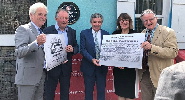 The life's work of Waterford astronomer Thomas Grubb has been honoured in Dublin