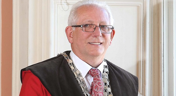 Independent Councillor Joe Kelly is Waterford's new metropolitan mayor