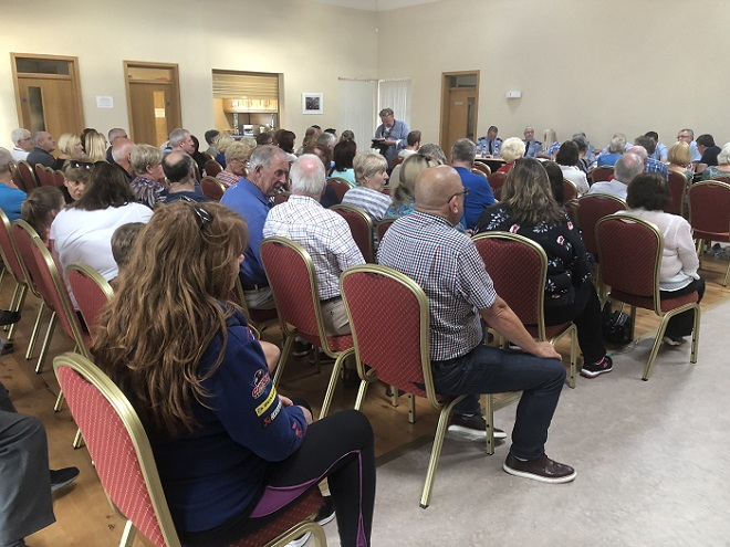 200 attend meeting over Walsh Park redevelopment