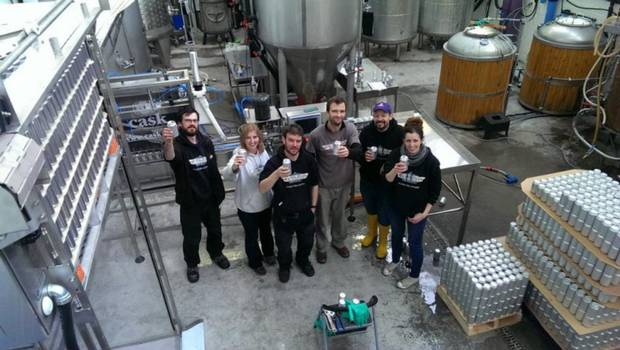 Celebrating Indie Beer Week with Metalman Brewing