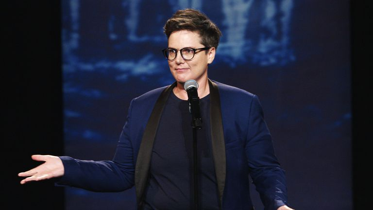 "Listen back: Jenny O'Connor reviews ""Nanette"" on Netflix, and ""Who is America?"" on Channel 4"
