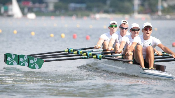 Waterford man helps Ireland to World Rowing final