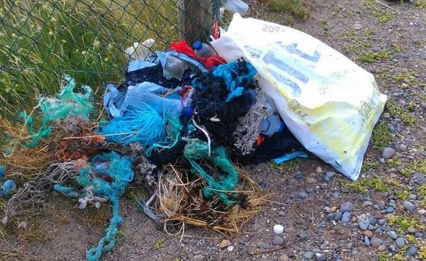 Waterford man shames council into collecting rubbish from beach