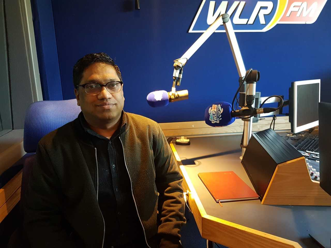 "Listen back: Senthil Kumar Ramasamy talks about how he formed community groups in EP13: ""Blow Ins: The positive impact people from other places have on Waterford."""