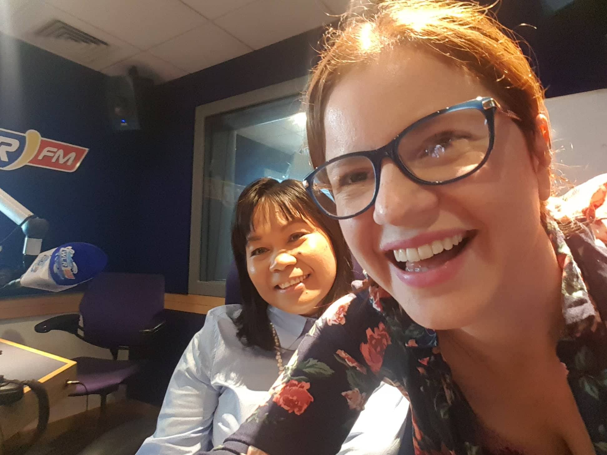 Listen back: Sheila Riolo from The Philippines says Waterford is home now in EP10: Blow Ins: The positive impact people from other places have on Waterford