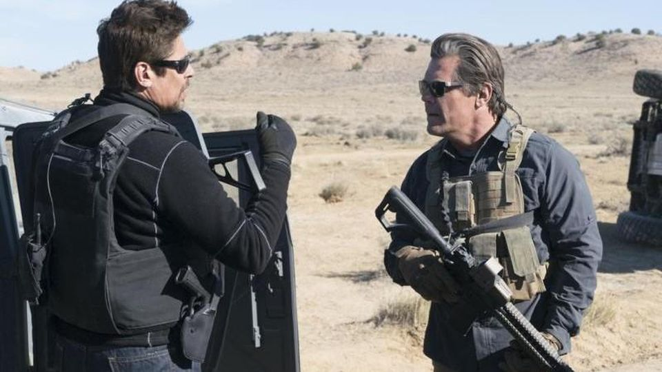 "Listen back: ""Sicario 2"" is a great crime thriller, Maria McCann tells The Big Breakfast Blaa"