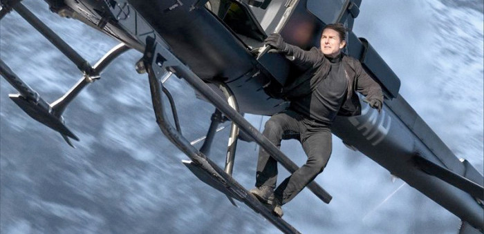 """Listen back: """"Mission: Impossible - Fallout"""" is superb, according to Maria McCann on The Big Breakfast Blaa"""