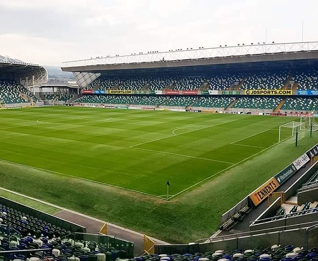 Waterford FC lose out to Linfield in Windsor Park friendly