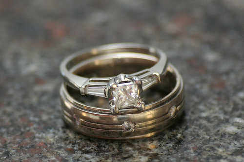 Lost: Engagement and Wedding Ring