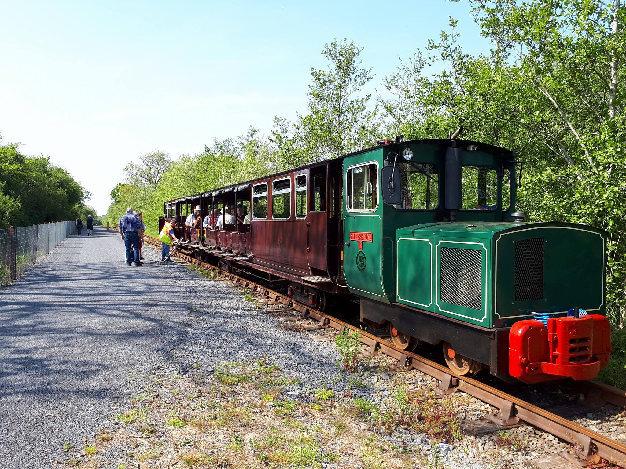 The Déise Greenway Tour is headed for Waterford and Suir Valley Railway this Friday