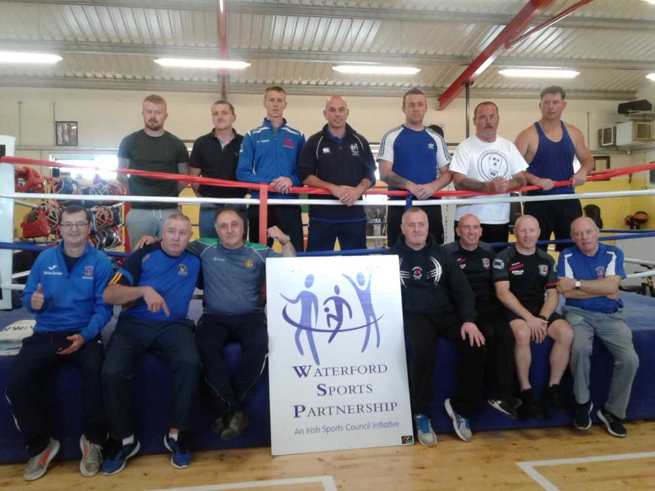 Successful Boxing workshop organised by Waterford Sports Partnership
