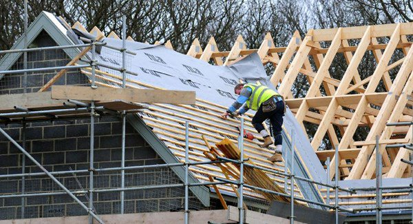Just 7,909 houses and apartments completed so far this year