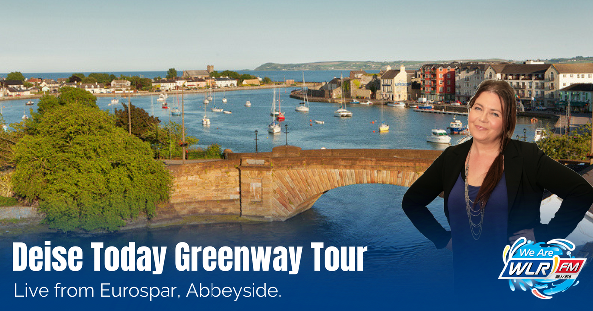 Déise Today Greenway Tour from Eurospar,Abbeyside.