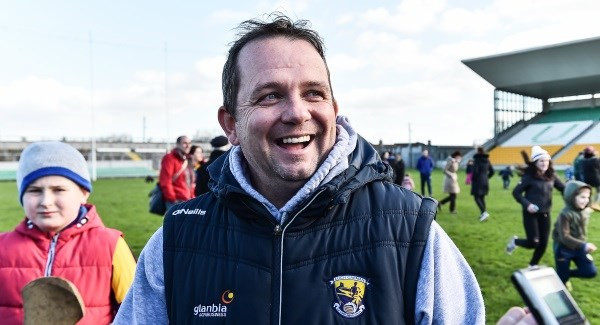 """I love the people"" - Davy Fitzgerald on why he is staying on with Wexford."