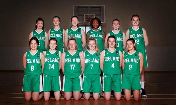 Waterford player part of the Ireland Under 16 women's team