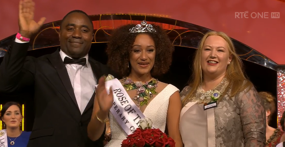 LISTEN: Kirsten Mate Maher chats to Ollie and Maria about her great Rose of Tralee win.