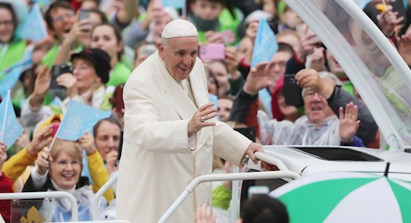 Majority think Pope did not do enough during visit to address clerical abuse
