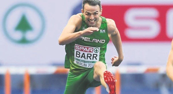 Barr confident of 'settling' after securing final place