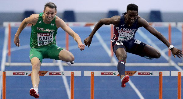 Thomas Barr's bronze a delightful vindication of his talent.