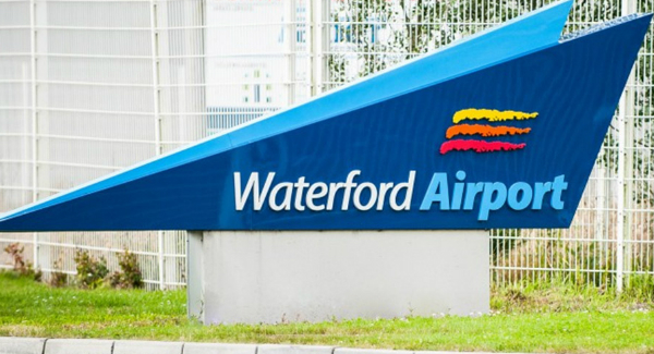 Transport Minister Shane Ross receives Waterford Airport review.
